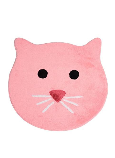 Chilai Home Cat Paspas 90x90 Cm Pembe